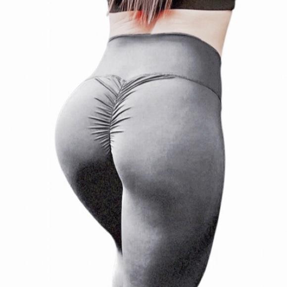 bffa3e77725d0 Gymshark Pants | Brazilian Thick Supplex Booty Scrunch Leggings ...